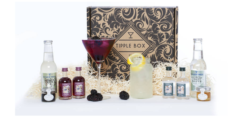 170303 Monthly Craft Cocktail Subscription Tipple Box