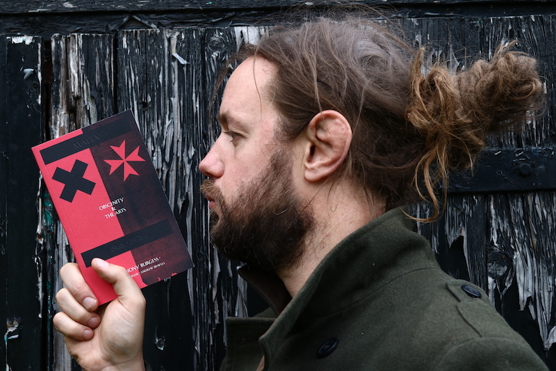 Jonny Walsh Of Pariah Press