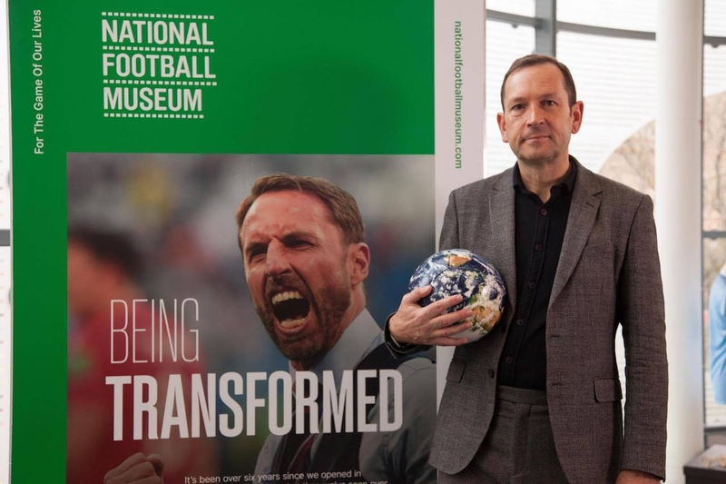2018 12 13 Tim Desmond Chief Exec National Football Museum