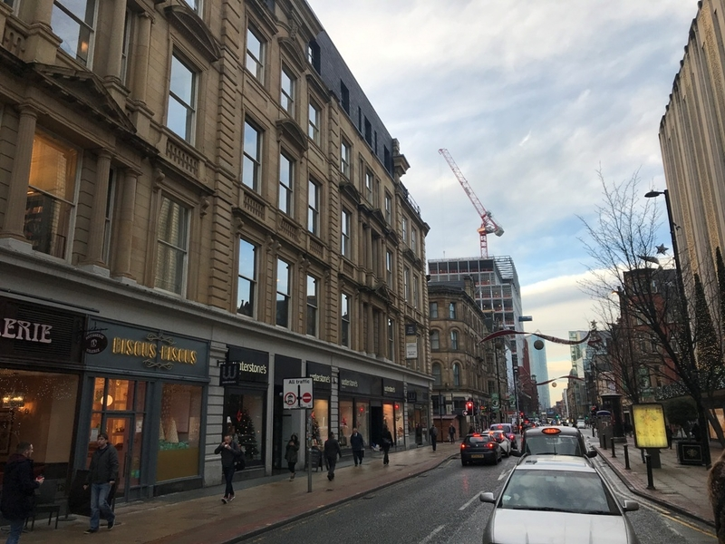 2018 12 19 125 Deansgate Cornice Heights Part One