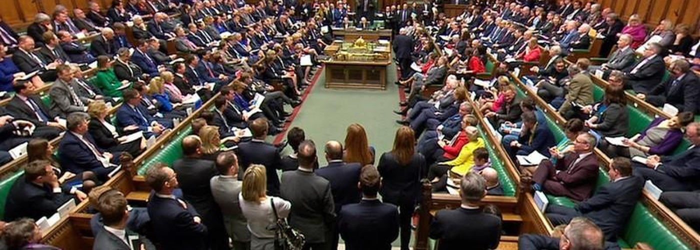 Brexit House Of Commons