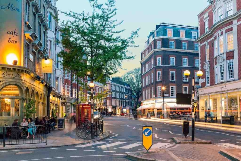 2019 10 06 Marylebone High Street Alex Robinson