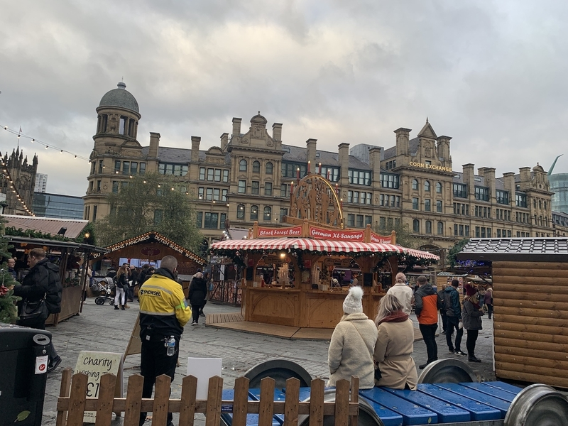 2019 11 15 Cathedral Square Xmas Markets