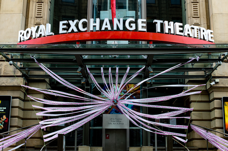 2020 07 03 Royal Exchange Missing Live Theatre Campaign