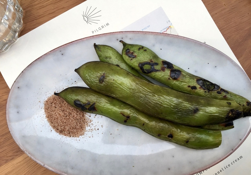 2019 07 08 Pilgrim Woodfired Broad Beans