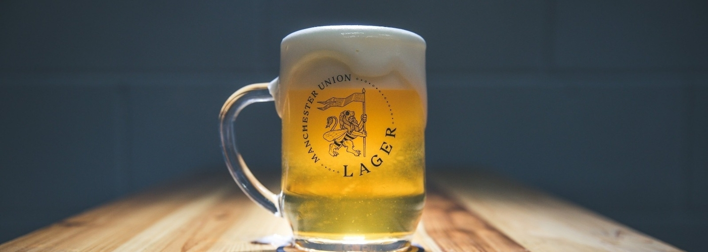 Cooper Hall Manchester Union Lager 1