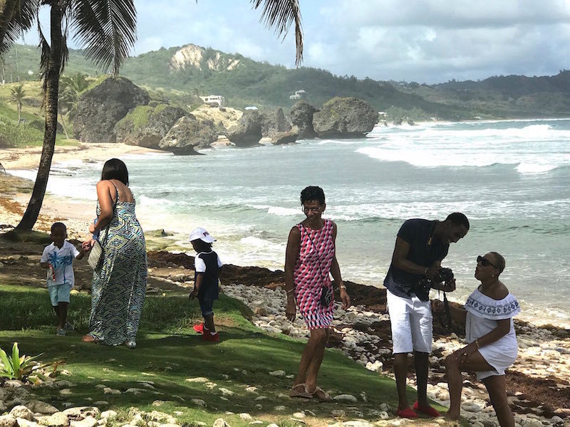 18016 Bathsheba Beach