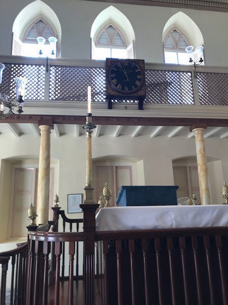 18016 Inside Synagogue