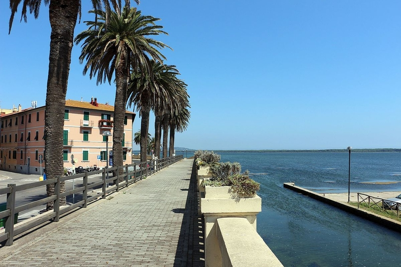 180901 Orbetello Lungolaguna