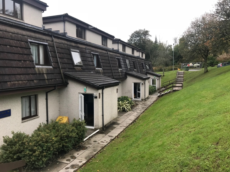 2018 11 12 Plas Talgarth Lodges
