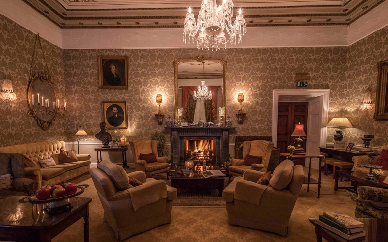 181201 Longueville  Drawing Room