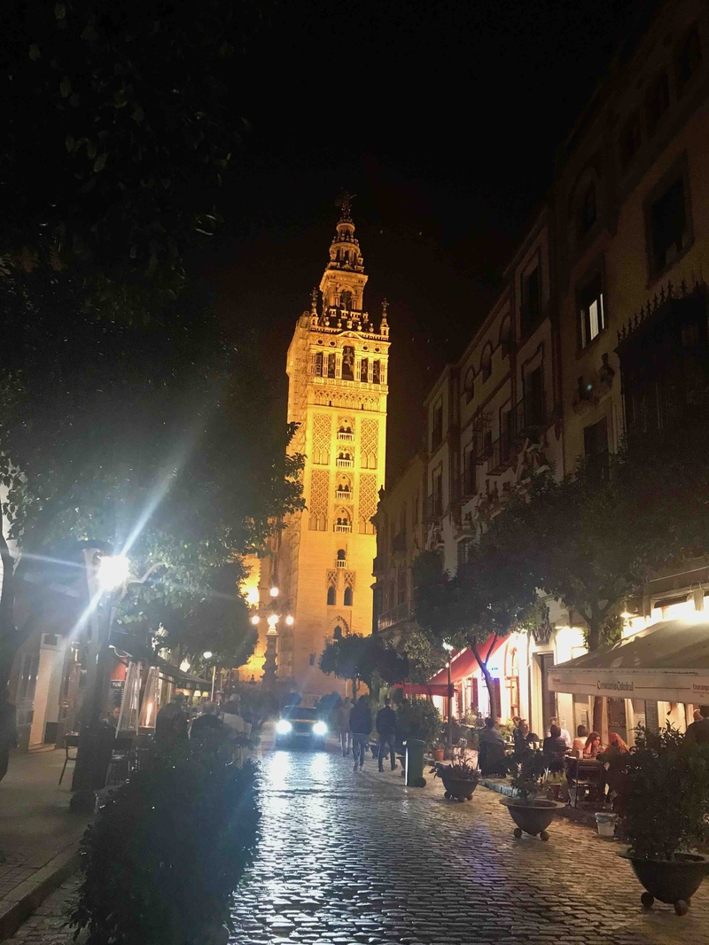 181202 Giralda Night