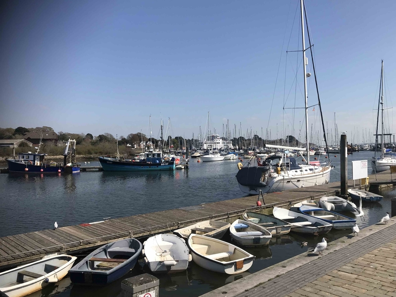 190414 Lymington Boats