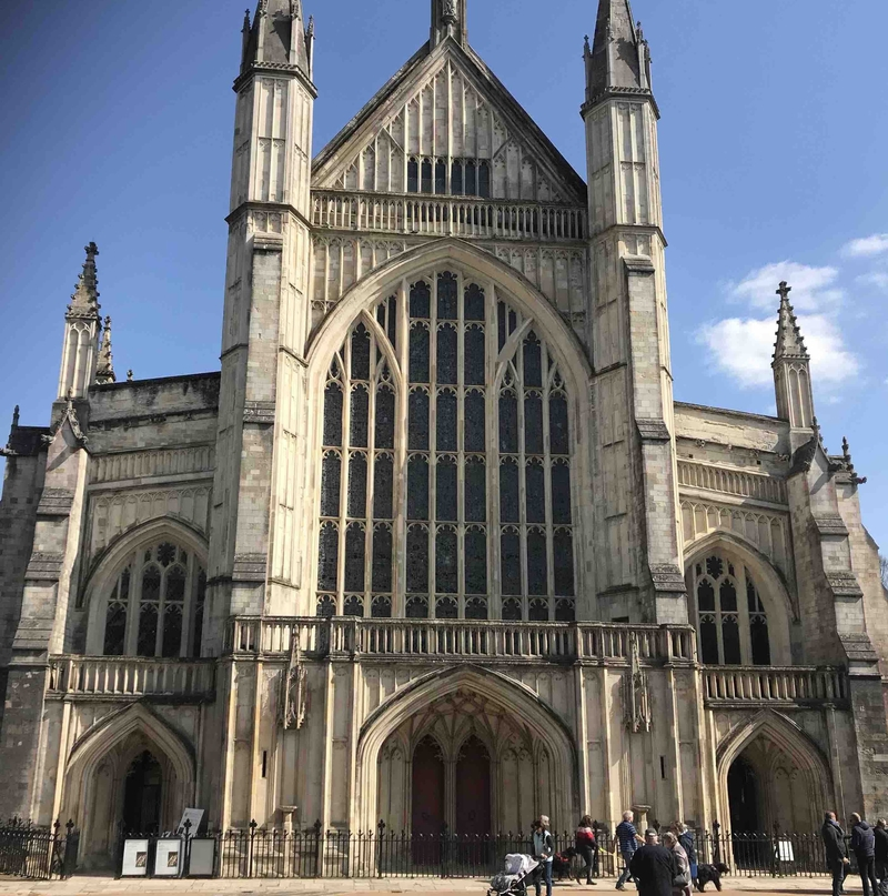 190414 Winchester Cathedral
