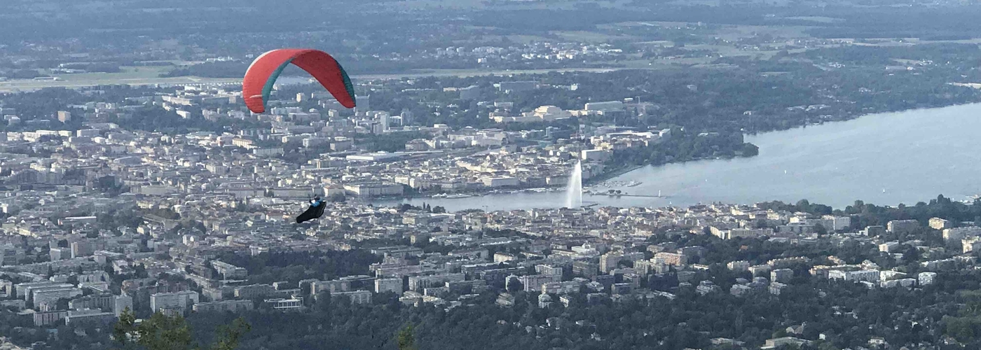 2019 10 10 Paragliding Geneve