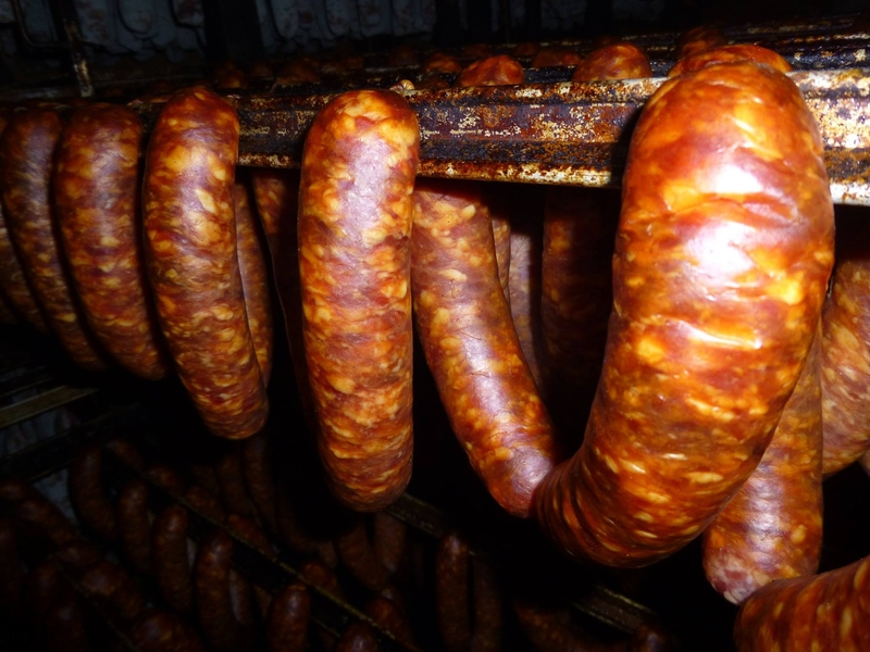 2019 11 10 Jura Smoked Sausages At Pape Gaby