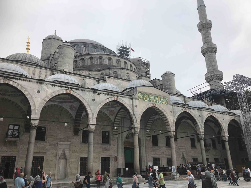 2019 11 15 Istanbul Blue Mosque