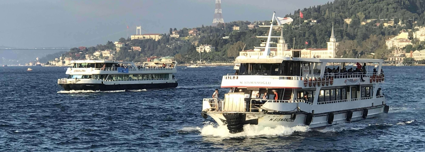 2019 11 15 Istanbul Boats