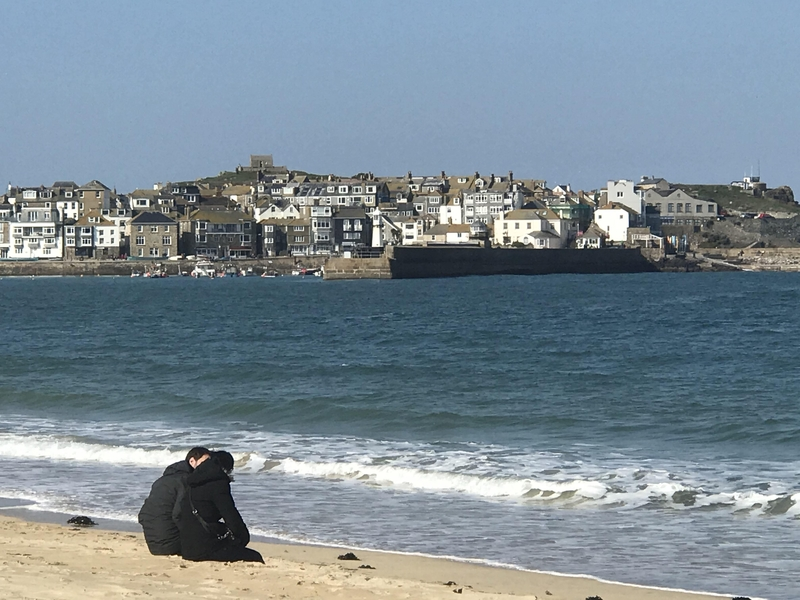 2020 05 10 St Ives Harbour