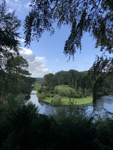 05092019 Fountains Abbey View