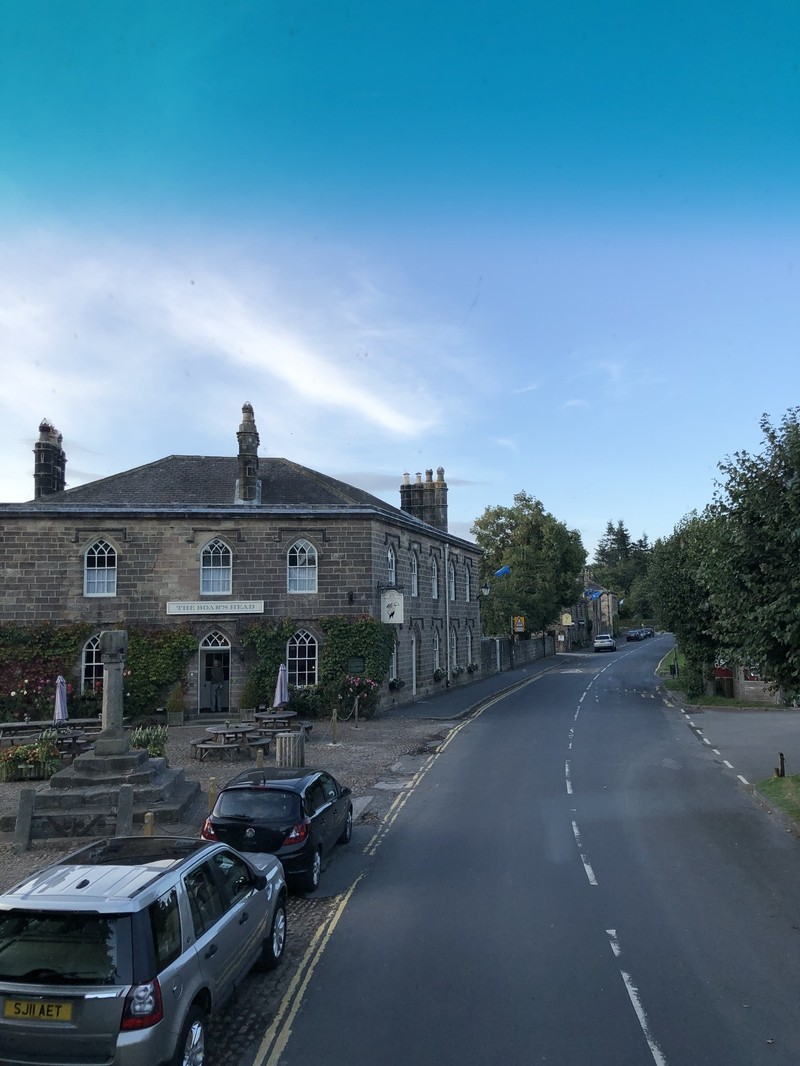 05092019 Journey To Inn At South Stainley