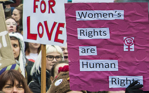 18 03 07 Womens Rights March Manchester