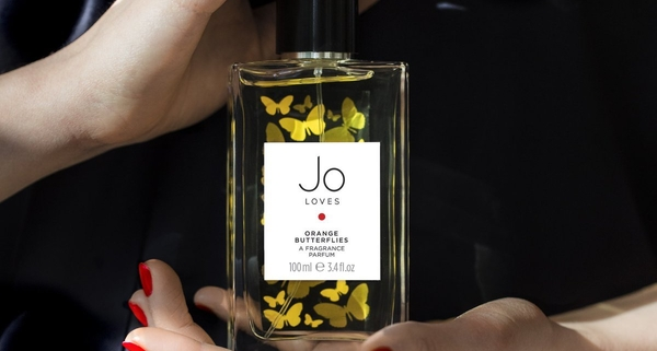 Jo Loves Orange Butterflies A Fragrance