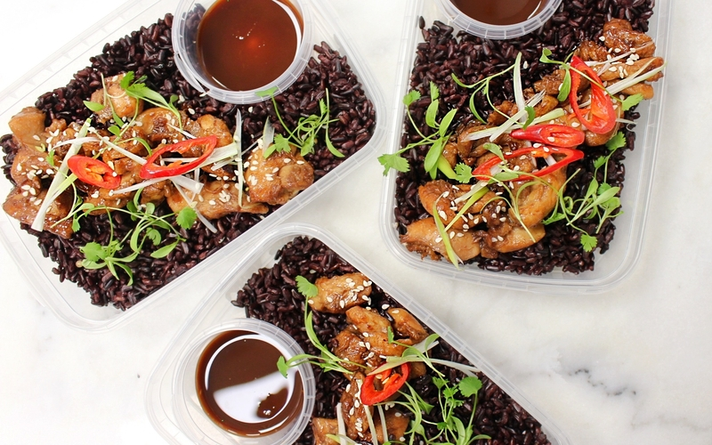 Teriyaki Chicken Overview Grab And Go