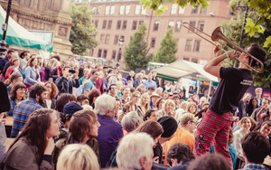 2018 05 03 Manchester Jazz Festival By Steven Sibbald
