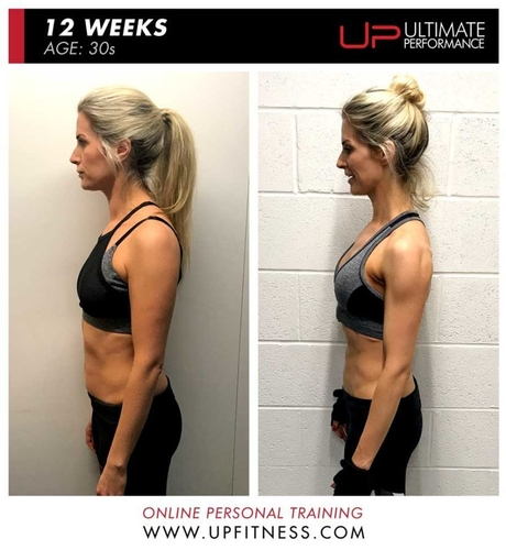 Sarah Jayne Dunn Ultimate Performance Wedding Body Transformation Toned