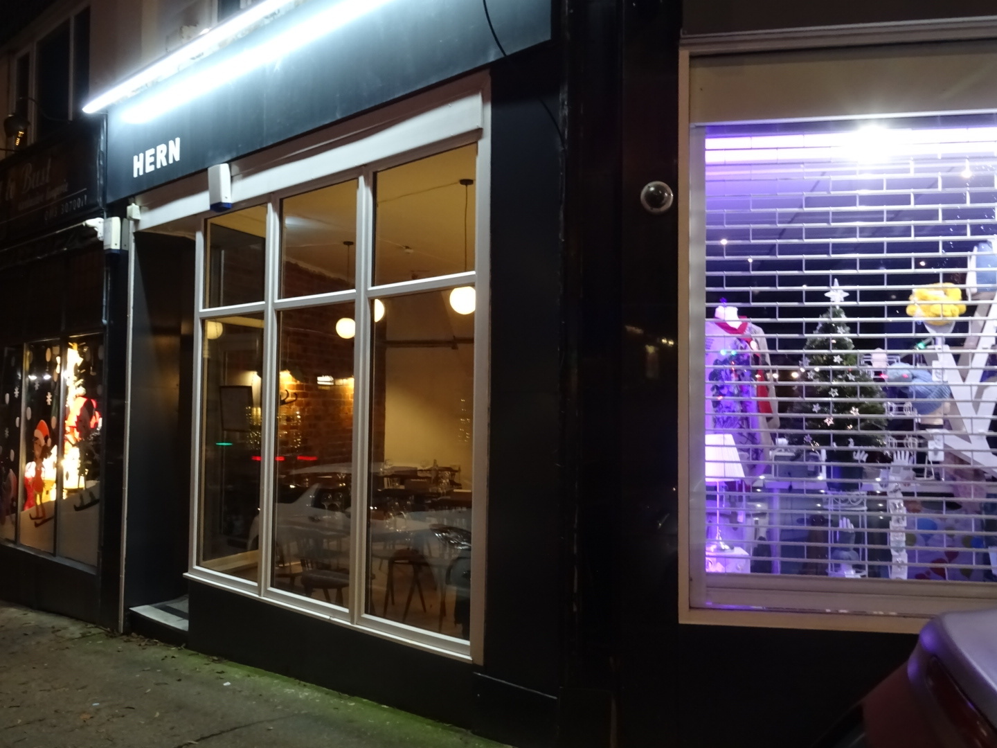 Relaxed Dining At Its Finest Hern Chapel Allerton Reviewed