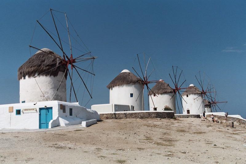 171208 Mykonos Windmills