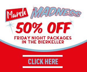 20170301 Bierkeller LIV March Madness