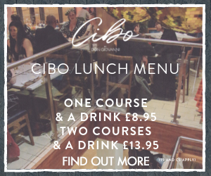 2018 09 27 Cibo lunch banners