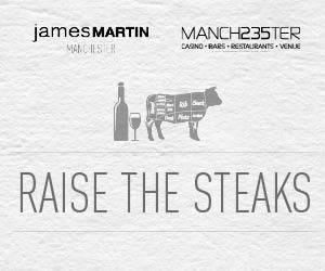 2017 08 01 James Martin raise the steaks
