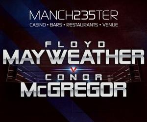 2017 07 11 Mayweather v McGregor