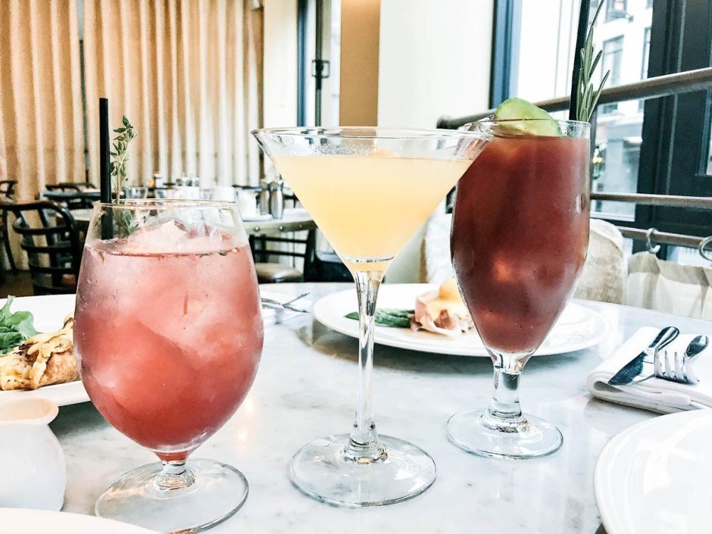2017 06 11 Gusto Leeds Brunch Cocktails