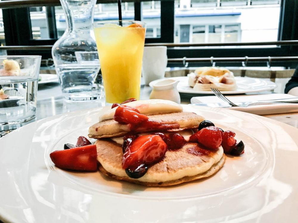 2017 06 11 Gusto Leeds Brunch Pancakes