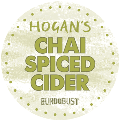 Hogan's Chai Spiced Cider at Bundobust