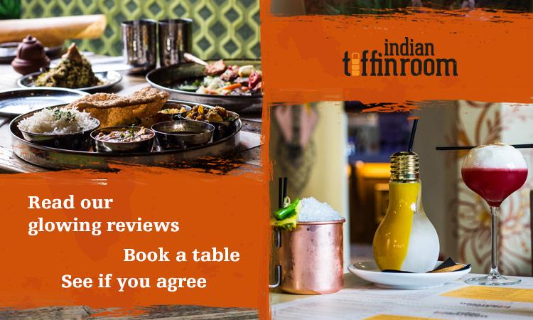2018 05 23 - Indian Tiffin Rooms Leeds Reviews