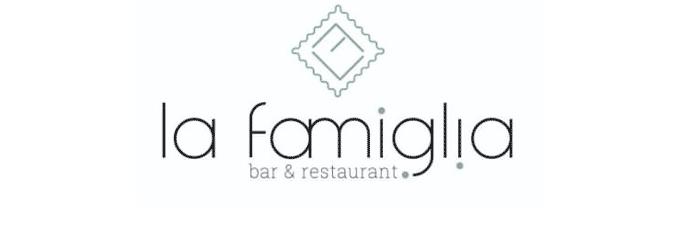 La Famiglia Logo 679X226