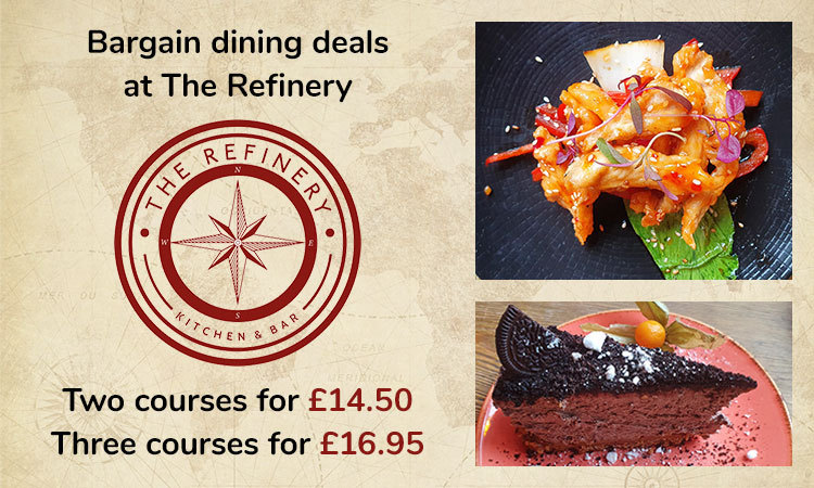 2020 08 13 - The Refinery dining deals