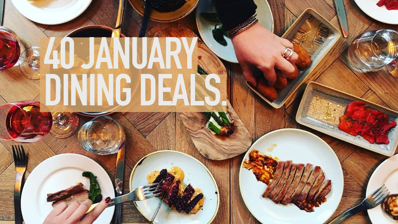 Food deals leeds saturday