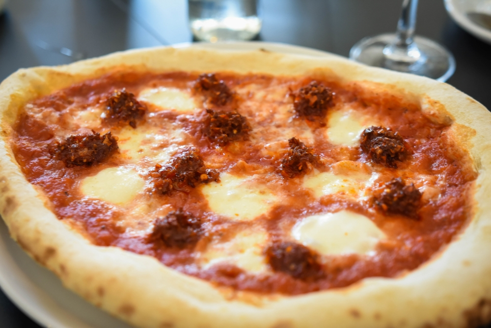 170309 Grumpys Pizza Steve