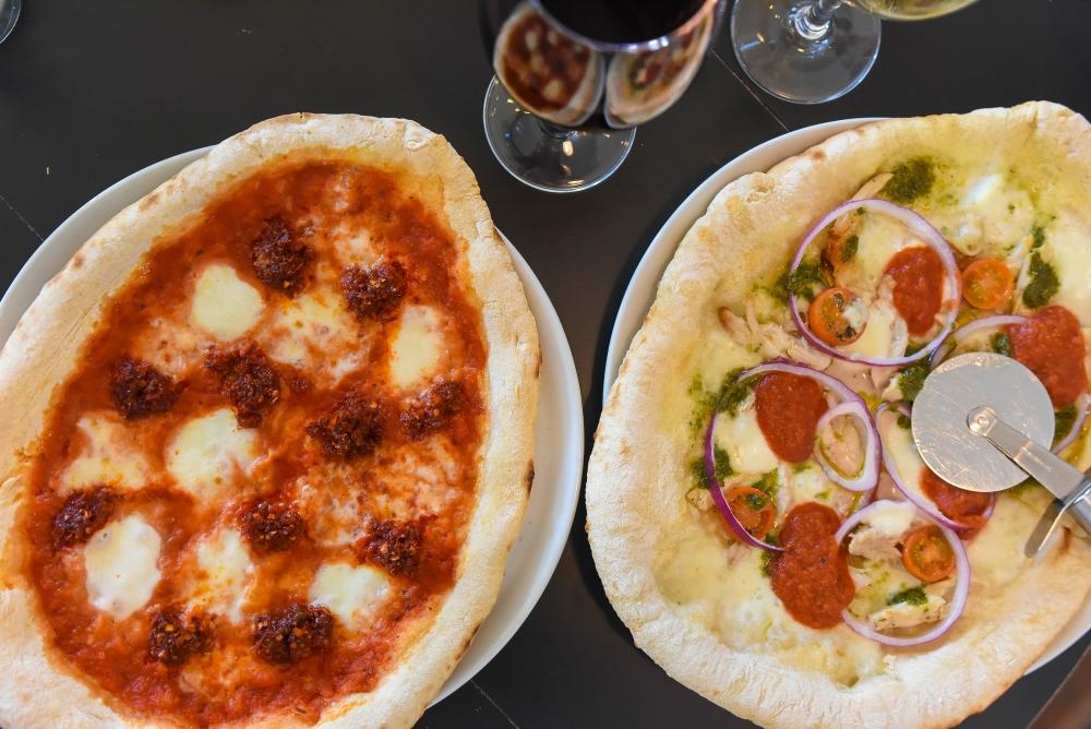 170309 Grumpys Pizza Steve Frank