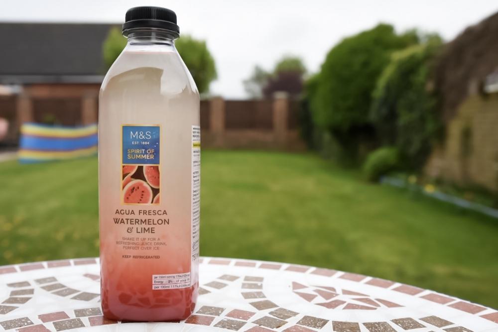 170510 Spirit Of Summer Agua Fresca