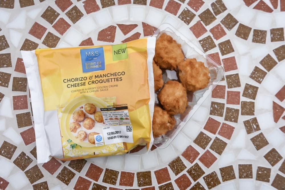 170510 Spirit Of Summer Chorizo Manchego Croquettes