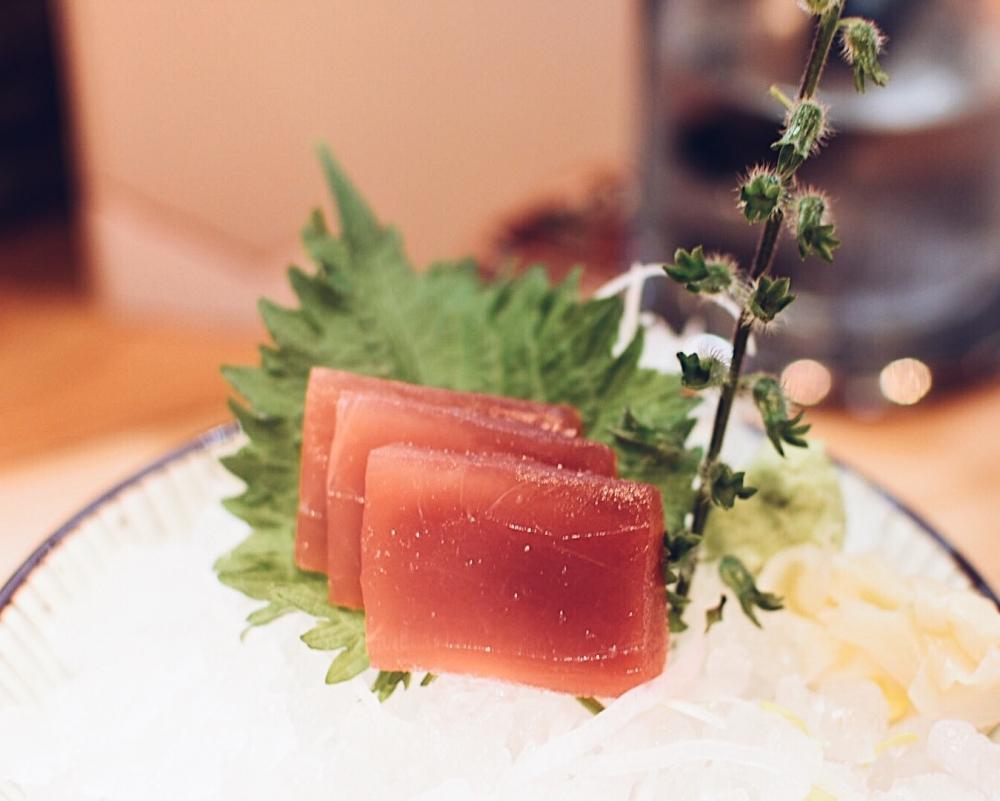 170629 Issho Review Tuna Nigiri