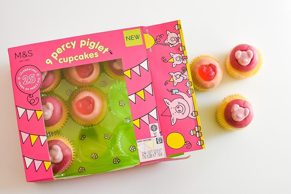 170719 Percy Pig Cupcakes 1