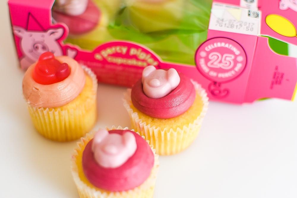 170719 Percy Pig Cupcakes 2